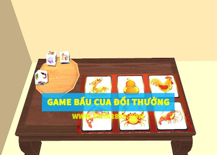 game bau cua doi thuong