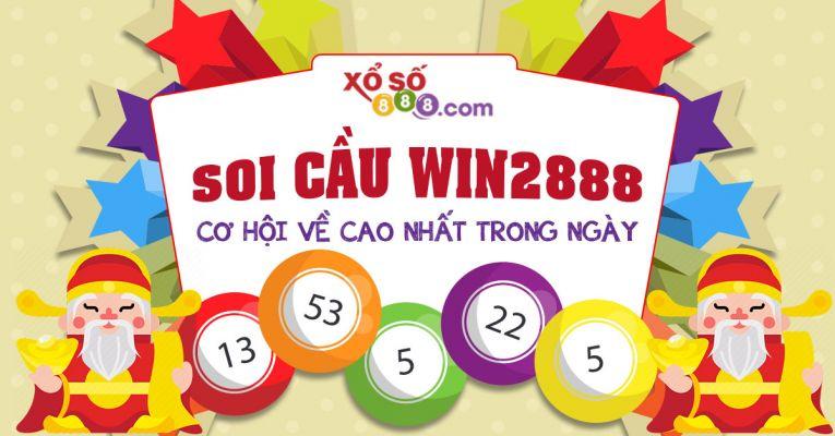 Win2888 dự đoán 5 cặp lô vip nên chơi – hiệu quả cực cao